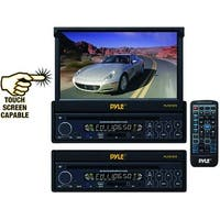 """Pyle 7"""" Motorized Touch Screen"""