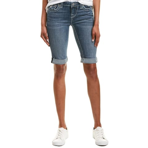 True Religion Riley Thirst Trap Knee Length Short