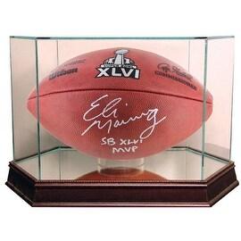 Glass Football Case ()