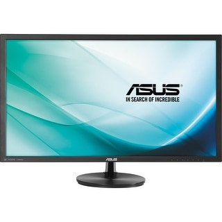 "ASUS VN289H 28"" Widescreen LED LCD 1920x1080 5ms HDMI, VGA, DisplayPort, DVI"
