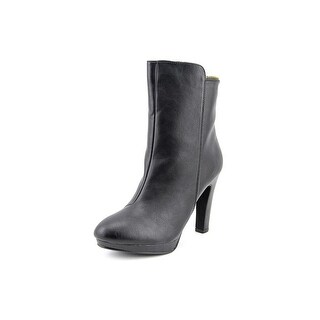 Diba Femma Women Round Toe Synthetic Black Over the Knee Boot