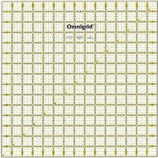 """Omnigrid Quilter's Square-15""""X15"""""""