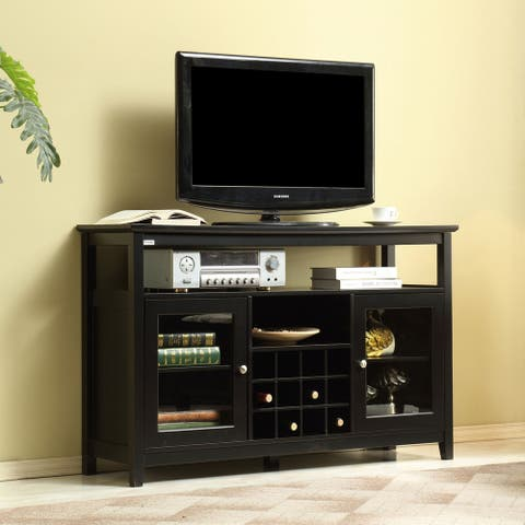 Contemporary TV Stand 52''L