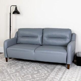 "Link to Newton Hill Upholstered Bustle Back Sofa - 70""W x 27""D x 35""H - 70""W x 27""D x 35""H Similar Items in Living Room Furniture"