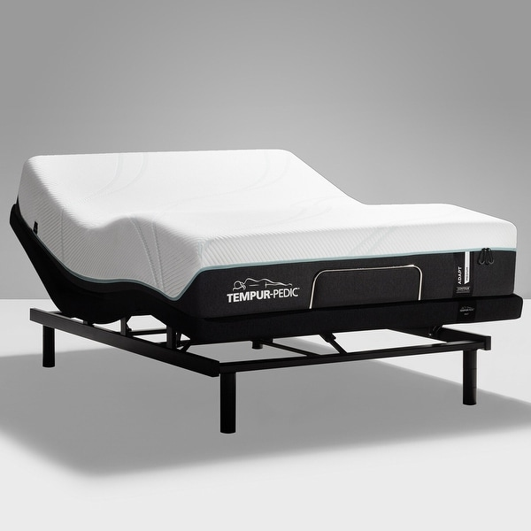 TEMPUR-ProAdapt 12-inch Mattress and Ergo Adjustable Bed Set. Opens flyout.