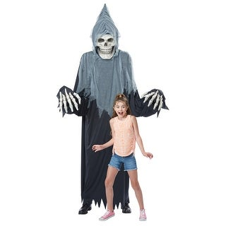 Adult Towering Terror Reaper Halloween Costume - one size -large