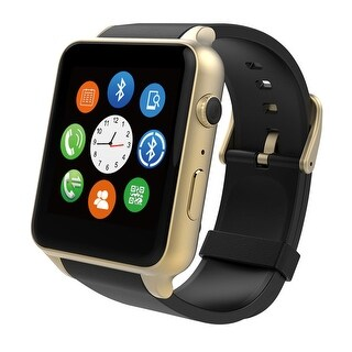 TechComm GT88 Smart Watch Fitness Tracker Heart Rate Monitor