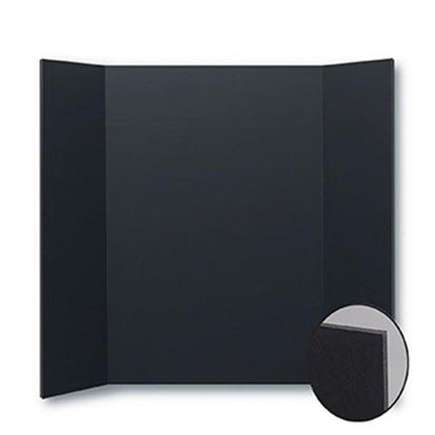 Flipside FLP3050810 Foam Project Boards 10Pk Black 36H X 48W