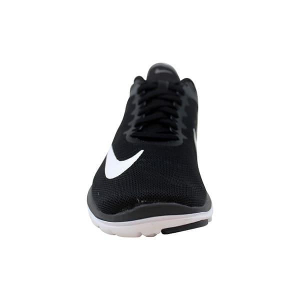 new style 69d09 c1616 Shop Nike FS Lite Run 4 Black/White-Anthacite 852448-003 ...