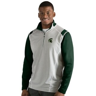 Michigan State University Men's Automatic Half Zip Pullover (3 options available)