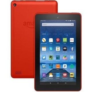 "Amazon.Com Kydc - B018y23p7k - Fire 7"" Wifi 8Gb Tangerine"