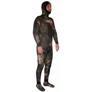Maverick SpearPro Coastal Camo Wetsuit 7mm
