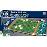 Masterpieces Puzzle MLB Los Angeles Dodgers Checkers