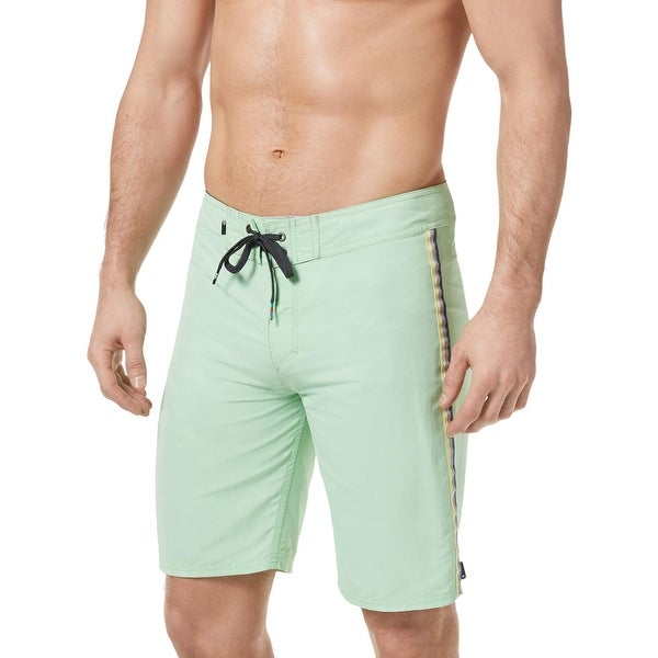 da73ff4c2e Shop Quiksilver Mens Vibes Swim Trunks Summer Board Shorts - Free ...
