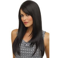 Mckenzie by Envy Wigs - Synthetic, Monofilament Part Wig
