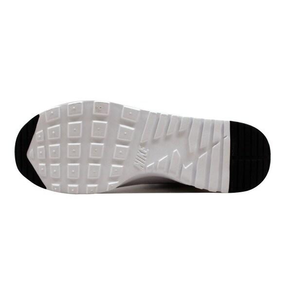 Shop Nike Women's Air Max Thea WhiteBlack 599409 103 Free