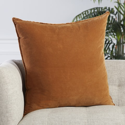 Rouen Solid Pillow 26 Inch