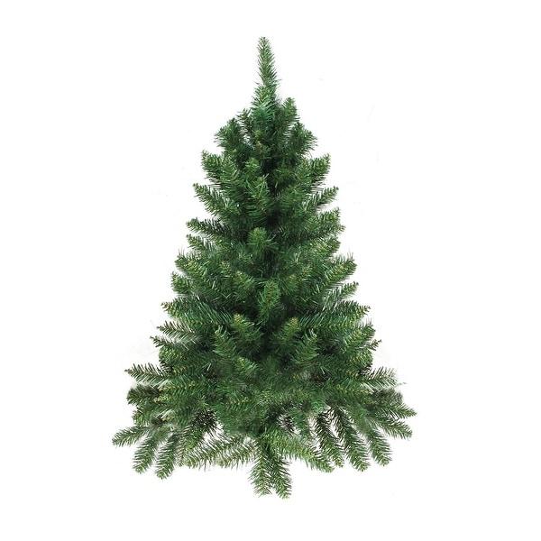 3' Buffalo Fir Artificial Christmas Wall or Door Tree – Unlit