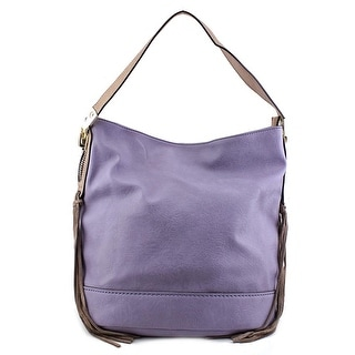 MG Collection Janna Tassel Slouchy Women  Synthetic Purple Tote