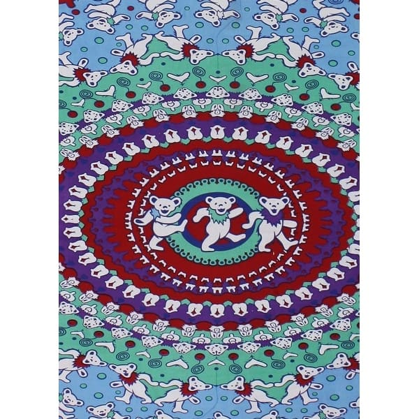 Grateful Dead Tapestry Wall Hanging