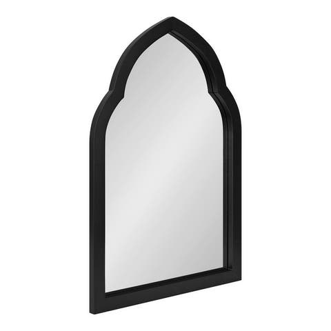 Kate and Laurel Eileen Framed Arch Mirror