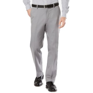 Link to Dockers Mens Pants Gray Size 38X29 Khaki Classic Fit Solid Stretch Similar Items in Big & Tall