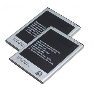 Replacement B500BE 1900mAh Battery f/ Samsung Galaxy S4 mini Duos / SCH-I435ZKAVZW Phone Models 2 Pk