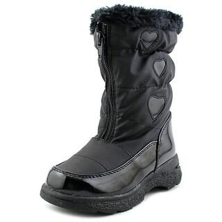Tundra Hearty Round Toe Synthetic Snow Boot