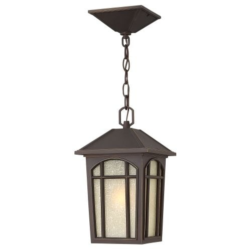 Hinkley lighting 1982 gu24 1 light outdoor lantern pendant with hinkley lighting 1982 gu24 1 light outdoor lantern pendant with fluorescent lamping from the cedar hill collection free shipping today overstock aloadofball Choice Image