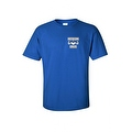 Men's T-Shirt Bodybuilding For Life Workout Fitness Gym Weights Unisex - Thumbnail 8