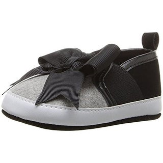 Rising Star Infant Bow Casual Shoes - 6-9 mo