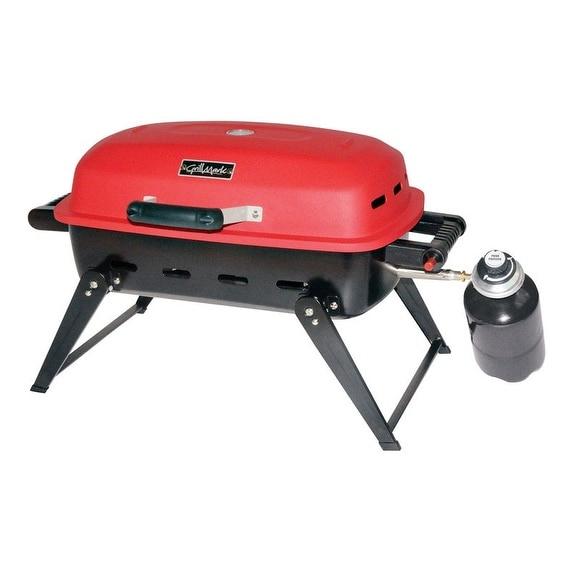 Grill Mark GBT1620AR Red 10000 BTU Portable Gas Grill
