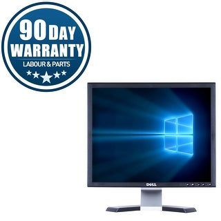 "Refurbished Dell P190S 19"" LCD 1280 X 1024 - Black"