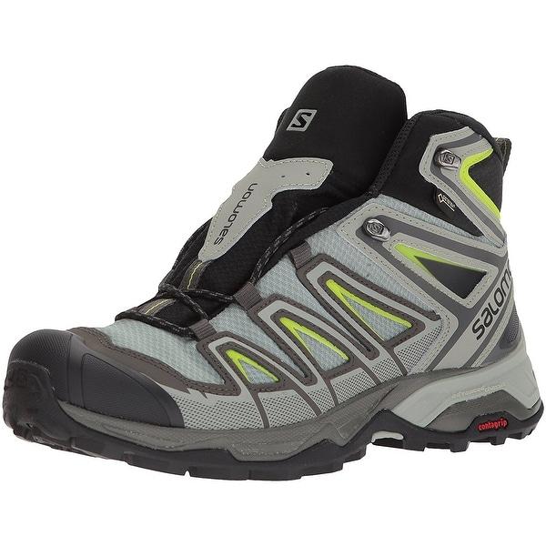 finest selection a7254 cde5c Salomon Men's X Ultra 3 Mid GTX Hiking Boot - 8