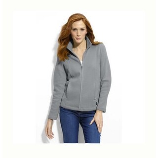 Tommy Bahama Womens New French Kiss Gunmetal Heather Small Jacket