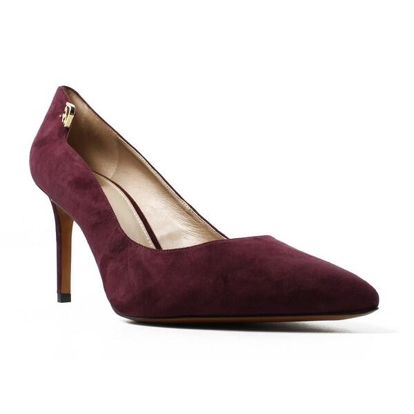 a03d790cd Shop Tory Burch Womens Elizabeth Purple Pumps Size 10 - Free ...