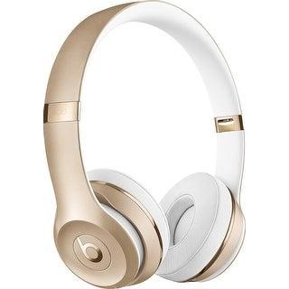 Beats by Dr. Dre - Beats Solo 3 Wireless Headphones GOLD