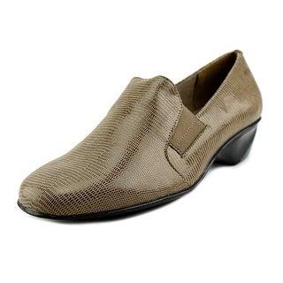 Walking Cradles Teri Round Toe Leather Loafer
