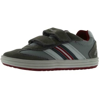 Geox Boys Vita A Casual Athletic Kids Fashion Sneakers - Navy/Lime - 28 m eu / 10.5 m us little kid