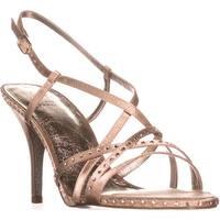 Adrianna Papell Acacia Rhinestone Strappy Dress Sandals, Shea