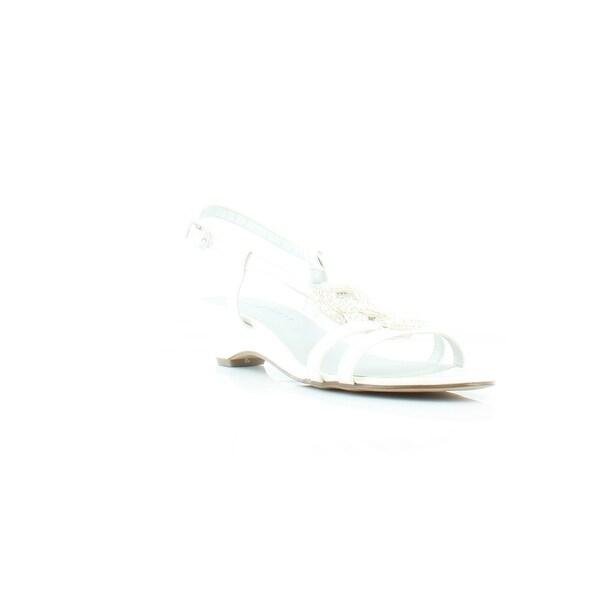 Karen Scott Clemm Women's Sandals & Flip Flops White
