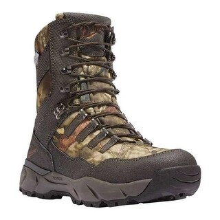 "Danner Men's Vital 8"" 400G Mid Calf Boot Mossy Oak Break-Up Country Leather/Textile"