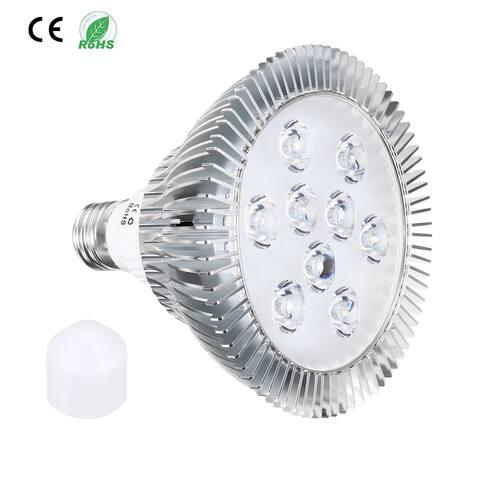 LED Grow Light Bulb 9W E27 6 Red + 3 Blue LEDs AC 85-265V for Indoor Plants