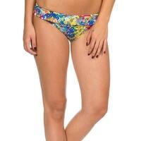 Stella McCartney Blue Womens Size Small S Bikini Bottom Swimwear