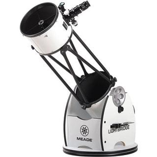 "Meade Instruments LightBridge 10""/254mm Reflector Telescope Optical Tube"