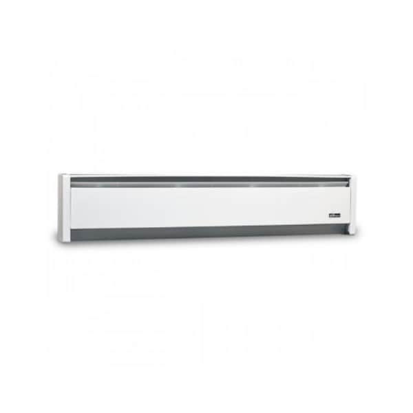 Cadet EBHN1000WRH Softheat?240V 1000W 59 inch Hydronic Right Hand Wired?Baseboard Heater