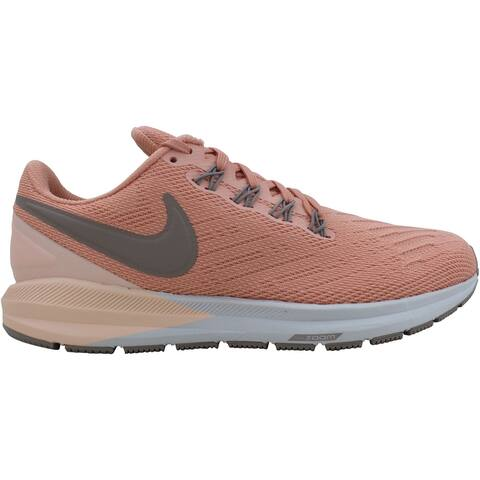 Nike Air Zoom Structure 22 Pink Quartz/Pumice AA1640-601 Women's