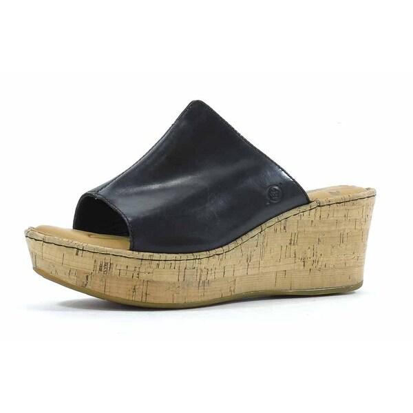 B.O.C Womens Aria Open Toe Casual Platform Sandals