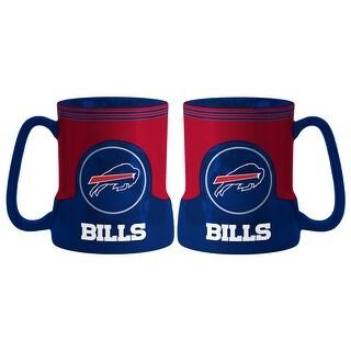 Buffalo Bills Coffee Mug - 18oz Game Time (New Handle)