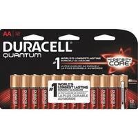 Duracell Quantum Aa 12Pk Battery